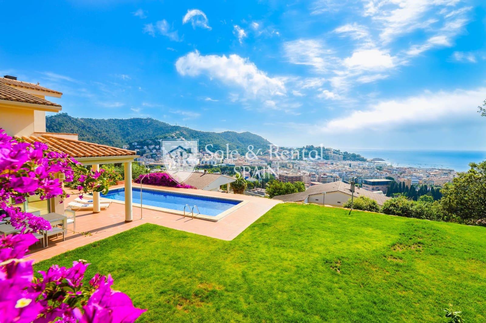 4 bedroom Villa for sale in Tossa de Mar with pool garage - € 1,800,000 (Ref: 4665168)