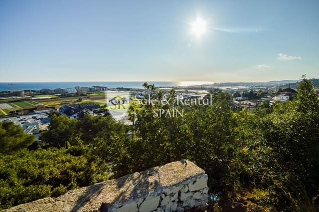 Landgrundstück zu verkaufen in Santa Susanna - 150.000 € (Ref: 5055138)