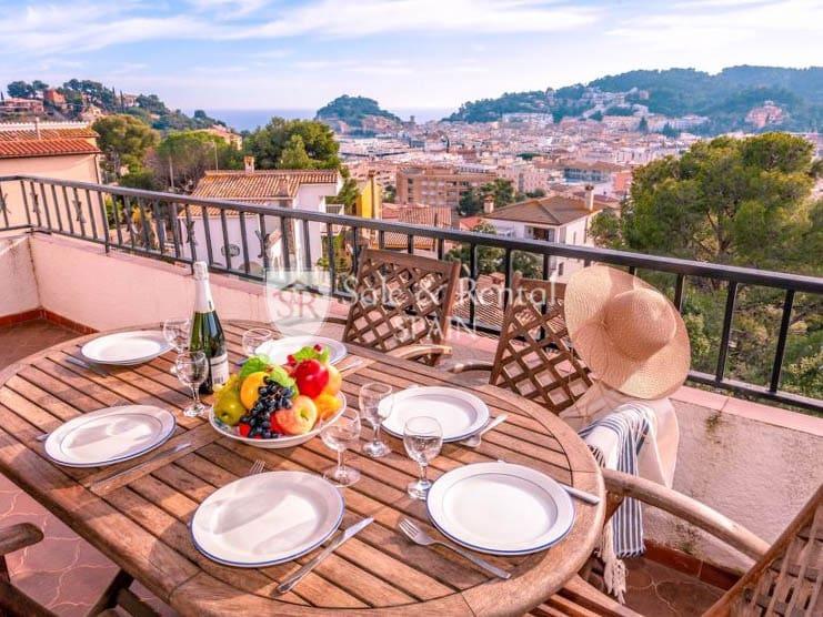 Pareado de 3 habitaciones en Tossa de Mar en venta - 397.000 € (Ref: 5671164)
