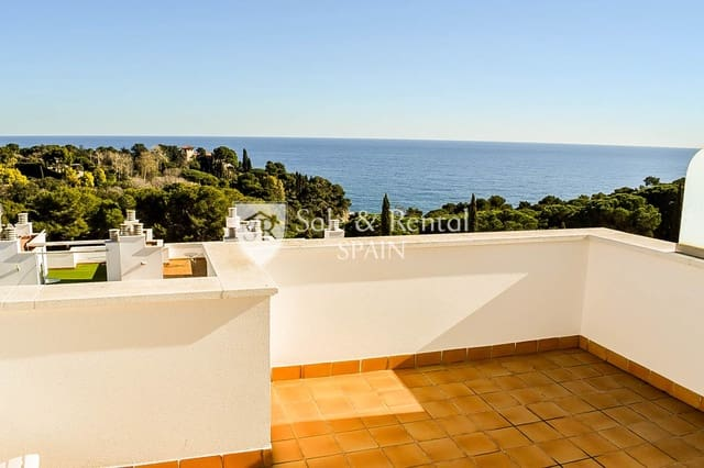 4 sypialnia Dom blizniak na sprzedaż w Lloret de Mar z basenem - 439 970 € (Ref: 5681655)
