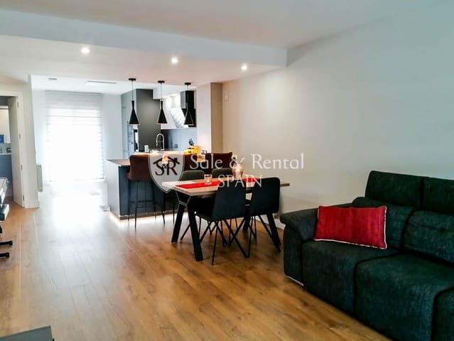 4 sypialnia Dom blizniak na sprzedaż w Santa Susanna z basenem garażem - 390 000 € (Ref: 6060332)