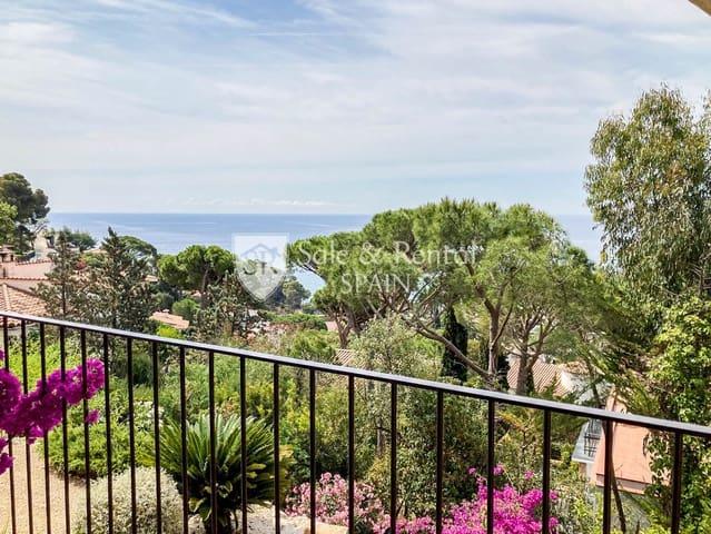3 bedroom Semi-detached Villa for sale in Santa Cristina d'Aro - € 340,000 (Ref: 6211573)
