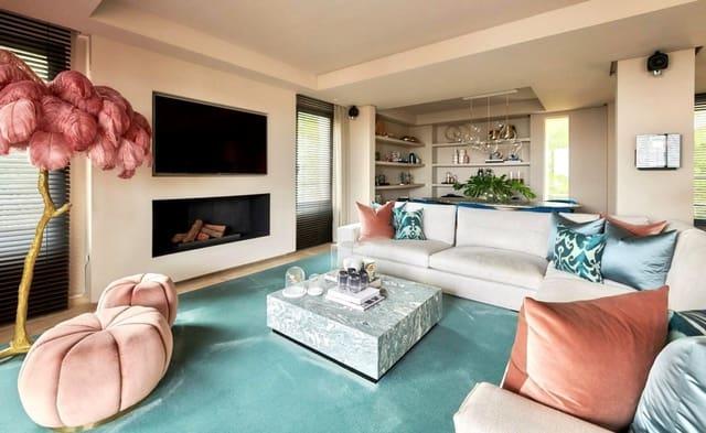 3 Zimmer Penthouse zu verkaufen in Marbella mit Pool Garage - 2.000.000 € (Ref: 4111406)