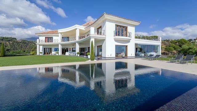 6 bedroom Villa for sale in Benahavis - € 4,900,000 (Ref: 4425553)
