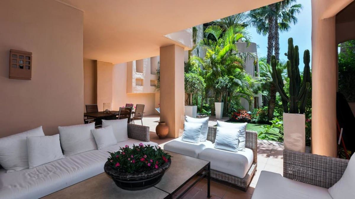 3 bedroom Apartment for sale in Marbella with pool garage - € 799,000 (Ref: 4443831)