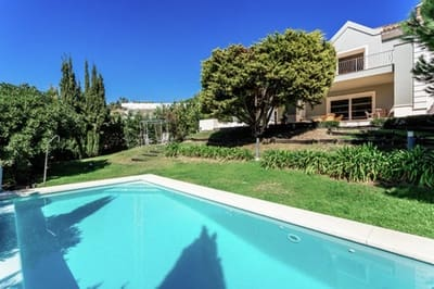5 bedroom Villa for rent in Nueva Andalucia with pool garage - € 6,500 (Ref: 4507010)