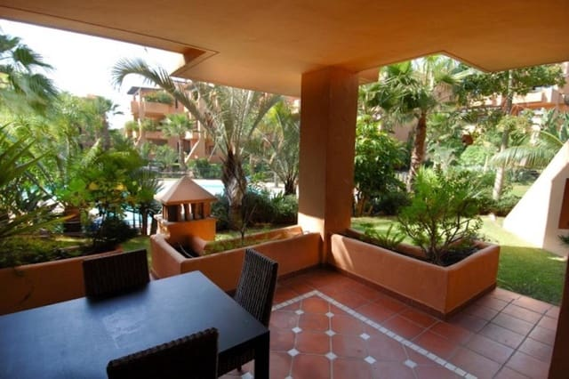 3 sypialnia Apartament do wynajęcia w San Pedro de Alcantara z basenem garażem - 3 000 € (Ref: 4772396)