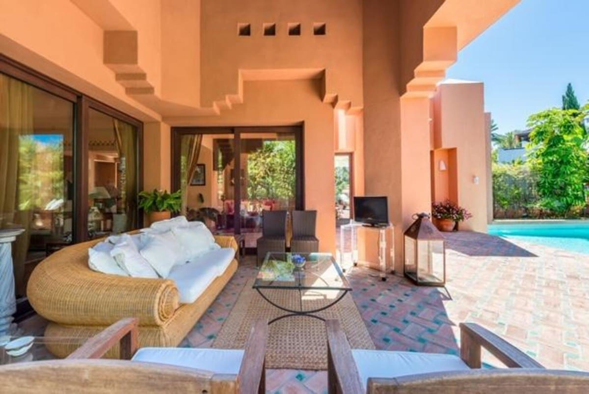 4 bedroom Villa for rent in Nueva Andalucia with pool garage - € 8,500 (Ref: 5131798)