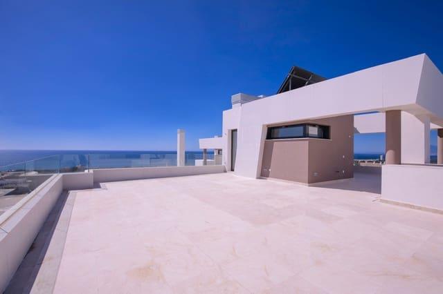 3 slaapkamer Penthouse te huur in Cabopino met zwembad garage - € 2.800 (Ref: 5311486)