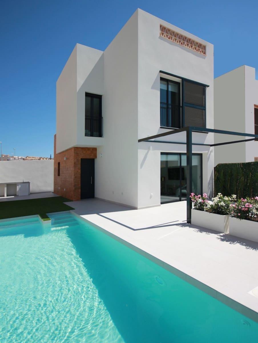 Chalet de 2 habitaciones en Benijófar en venta con piscina - 196.900 € (Ref: 4491906)