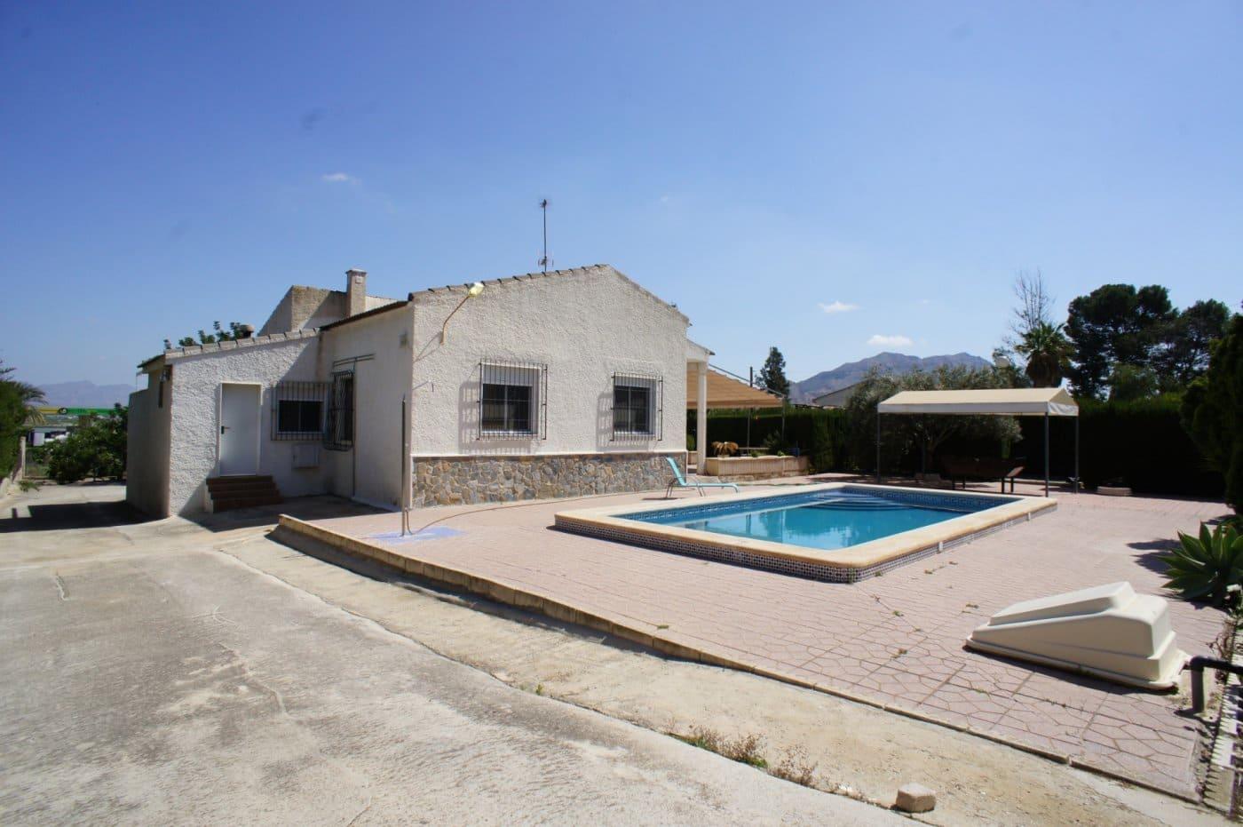Finca/Casa Rural de 4 habitaciones en Orihuela en venta con piscina - 210.000 € (Ref: 4569318)