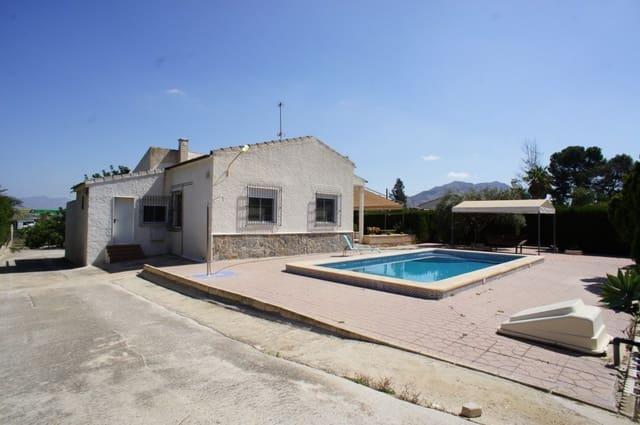 4 quarto Quinta/Casa Rural para venda em La Matanza com piscina garagem - 210 000 € (Ref: 4569318)
