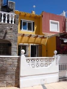 2 bedroom Terraced Villa for sale in Las Mimosas with pool - € 107,995 (Ref: 4653534)