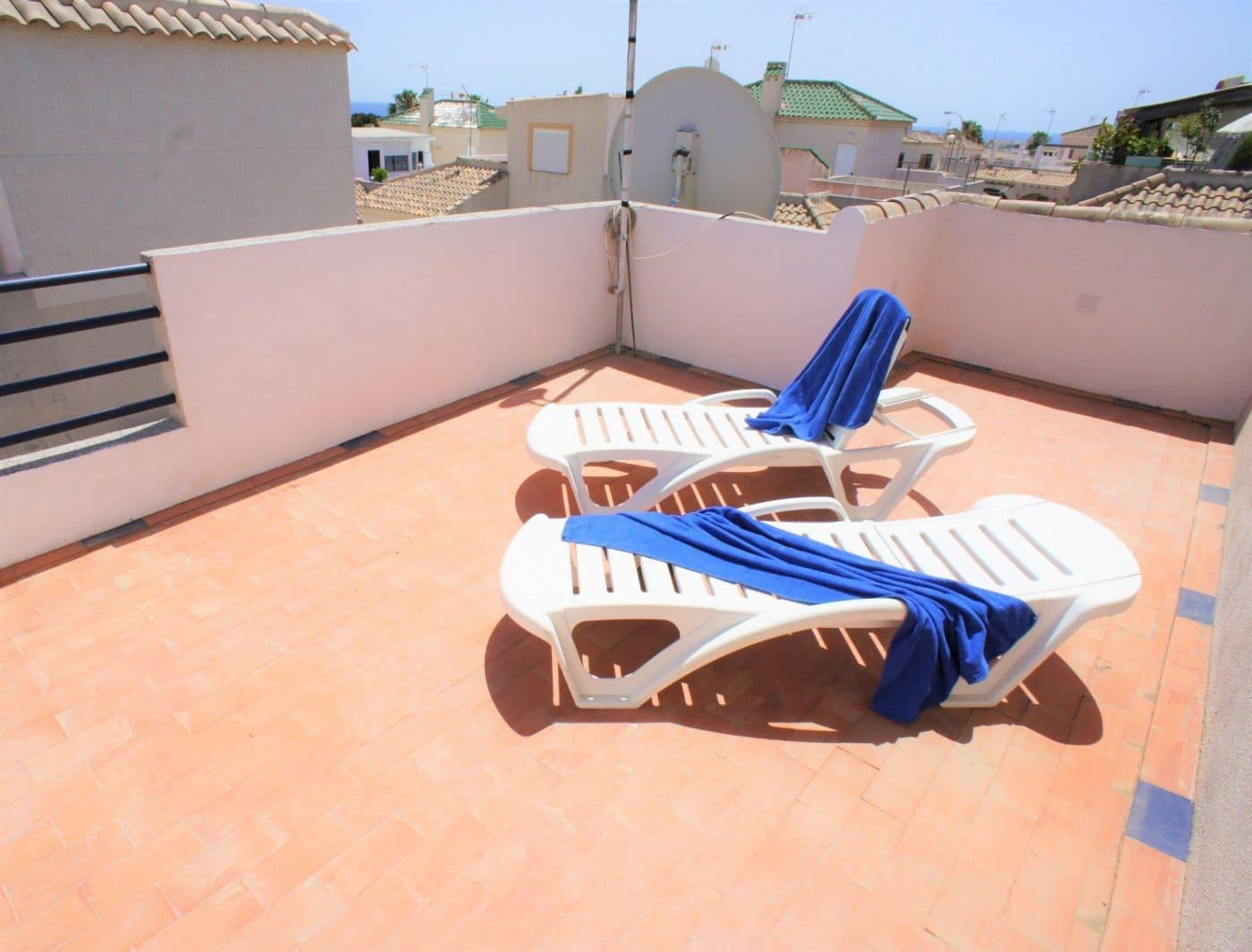 3 bedroom Terraced Villa for sale in Los Altos with pool - € 103,000 (Ref: 4680804)