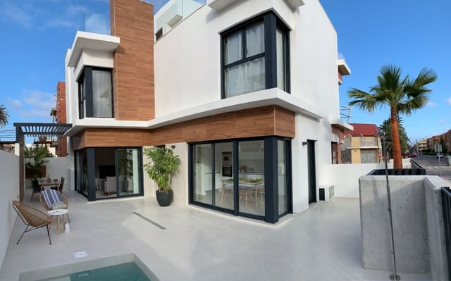 3 sypialnia Dom szeregowy na sprzedaż w San Javier z basenem - 310 000 € (Ref: 4963324)