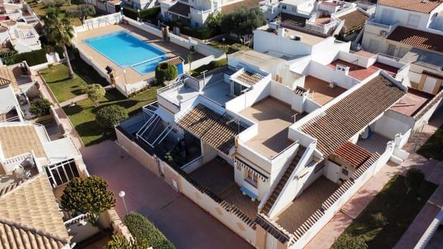 2 bedroom Terraced Villa for sale in Los Altos with pool - € 97,500 (Ref: 5541860)