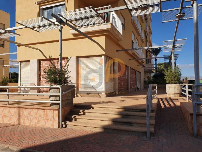 Comercial para venda em Aguilas - 214 080 € (Ref: 5741762)