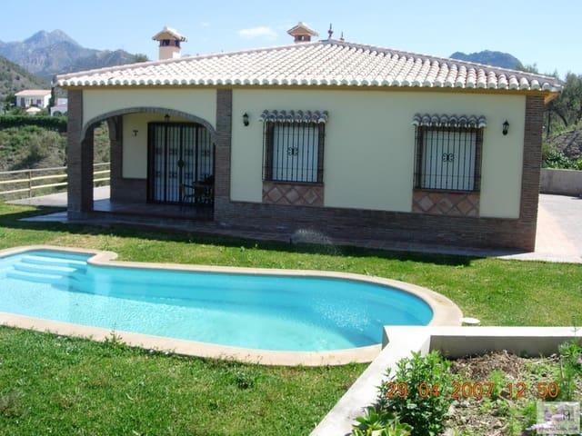 3 soveværelse Villa til salg i Competa med swimmingpool - € 360.000 (Ref: 3851033)