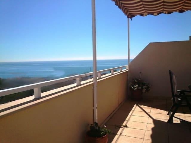 Apartamento de 2 habitaciones en Algarrobo en venta con piscina garaje - 185.000 € (Ref: 3122060)