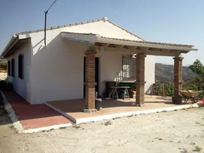 Finca/Casa Rural de 3 habitaciones en El Borge en venta con piscina - 175.000 € (Ref: 4030598)