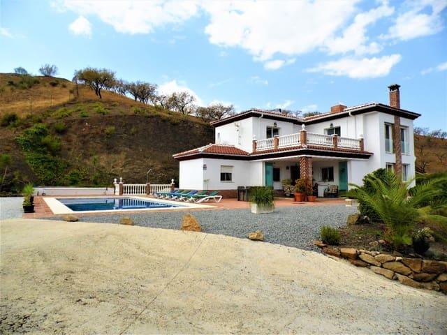 3 sovrum Finca/Hus på landet till salu i Vinuela med pool - 359 000 € (Ref: 4155919)