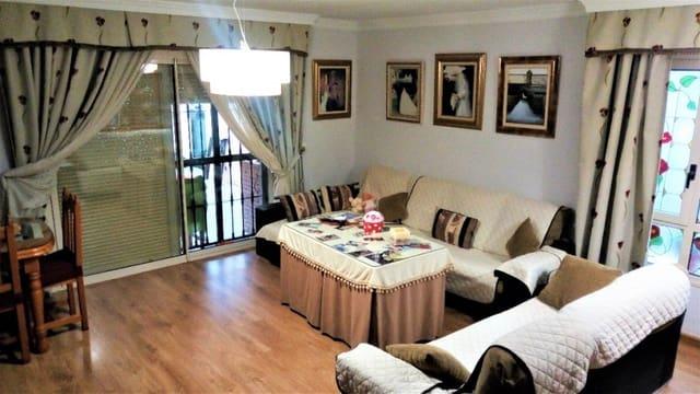 4 soveværelse Semi-Rækkehus til salg i Torre del Mar - € 283.500 (Ref: 4305130)