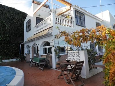 4 bedroom Finca/Country House for sale in Almayate with pool - € 228,000 (Ref: 4305131)
