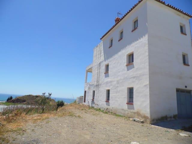Finca/Casa Rural de 4 habitaciones en Algarrobo en venta con garaje - 300.000 € (Ref: 4644139)