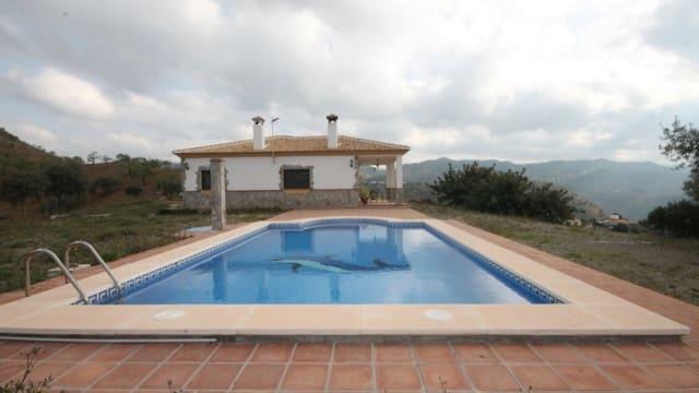 3 soveværelse Finca/Landehus til salg i Almogia med swimmingpool - € 500.000 (Ref: 5883525)
