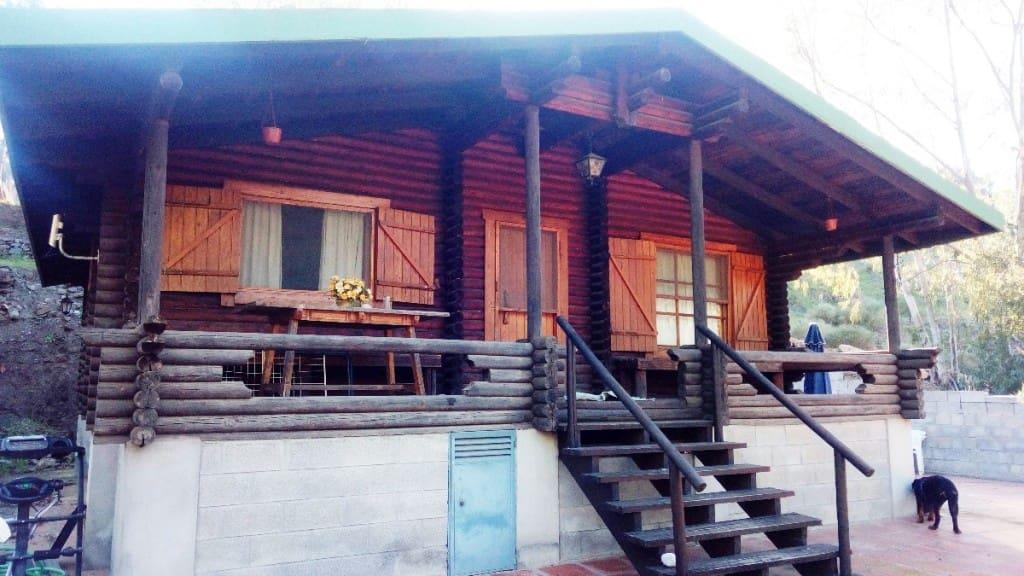 4 soveværelse Træhus til salg i Canillas de Aceituno - € 189.000 (Ref: 5946382)