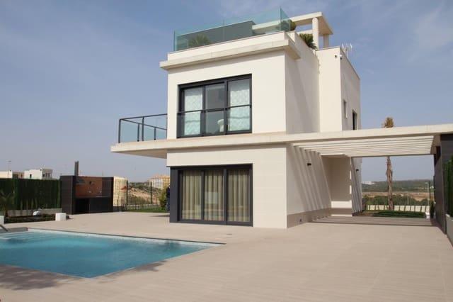 4 soveværelse Villa til salg i San Miguel de Salinas med swimmingpool garage - € 430.000 (Ref: 3745551)