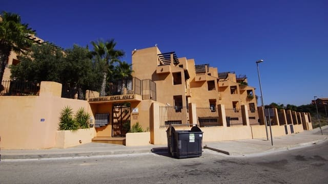 2 soveværelse Lejlighed til salg i San Miguel de Salinas med swimmingpool garage - € 125.000 (Ref: 5178038)