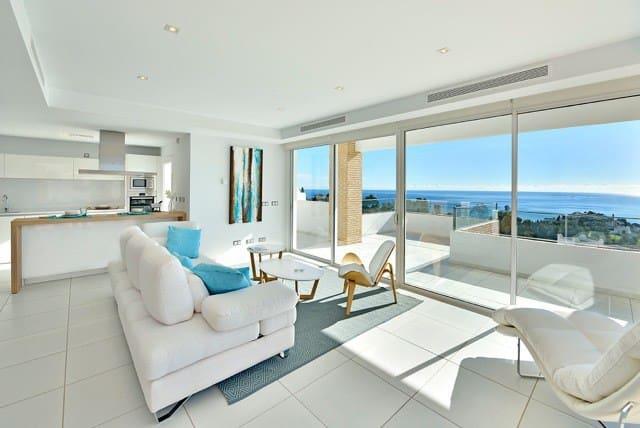 4 bedroom Villa for sale in Benalmadena with pool garage - € 570,000 (Ref: 3520986)