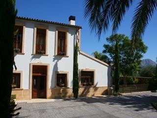 5 bedroom Villa for rent in Pedreguer with pool - € 1,800 (Ref: 4514608)