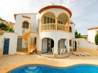 4 soverom Villa til leie i Rafol de Almunia med svømmebasseng - € 1 100 (Ref: 5673077)