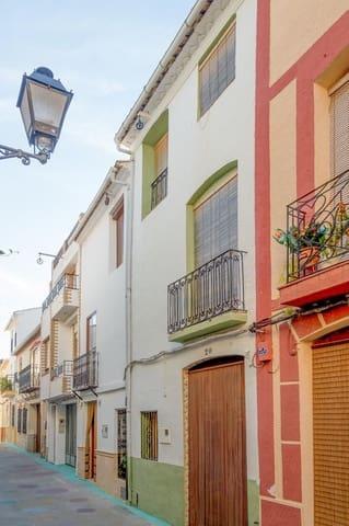 3 chambre Maison de Ville à vendre à Tarbena - 249 000 € (Ref: 3871622)