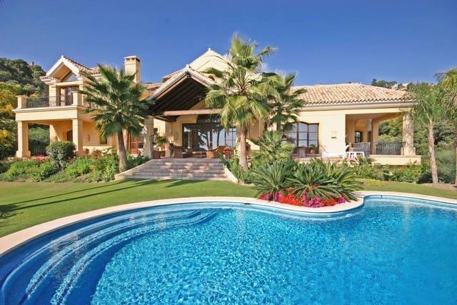 6 Zimmer Ferienvilla in La Zagaleta mit Pool Garage - 15.000 € (Ref: 3507167)