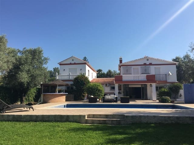 7 Zimmer Ferienvilla in Elviria mit Pool Garage - 7.000 € (Ref: 3507171)