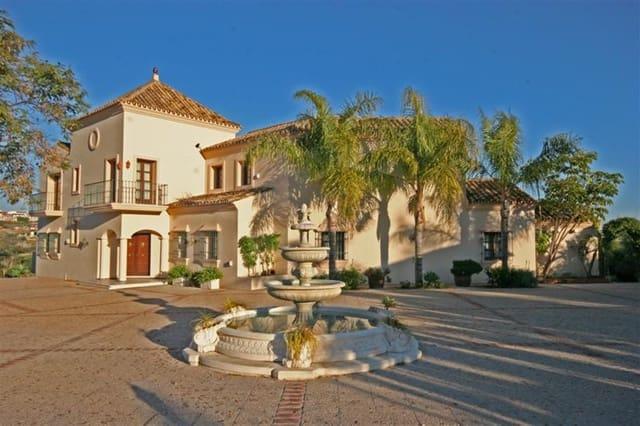 7 soverom Villa til salgs i Los Flamingos med svømmebasseng garasje - € 5 500 (Ref: 3610638)