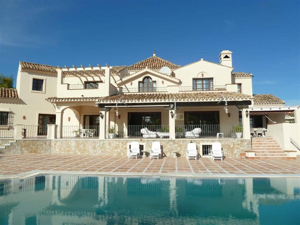 7 Zimmer Ferienvilla in Los Flamingos mit Pool Garage - 5.500 € (Ref: 3610638)