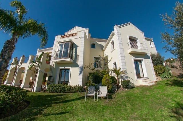 5 slaapkamer Villa te huur in El Paraiso met zwembad garage - € 4.500 (Ref: 5418208)