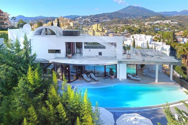 Villa/Maison de 7 chambres de location de vacances à Nueva Andalucia avec piscine garage - 5 000 € (Ref: 5755362)