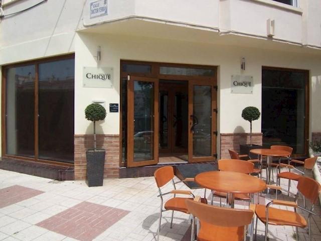 Restaurant/Bar til salgs i Nerja - € 220 000 (Ref: 2636763)