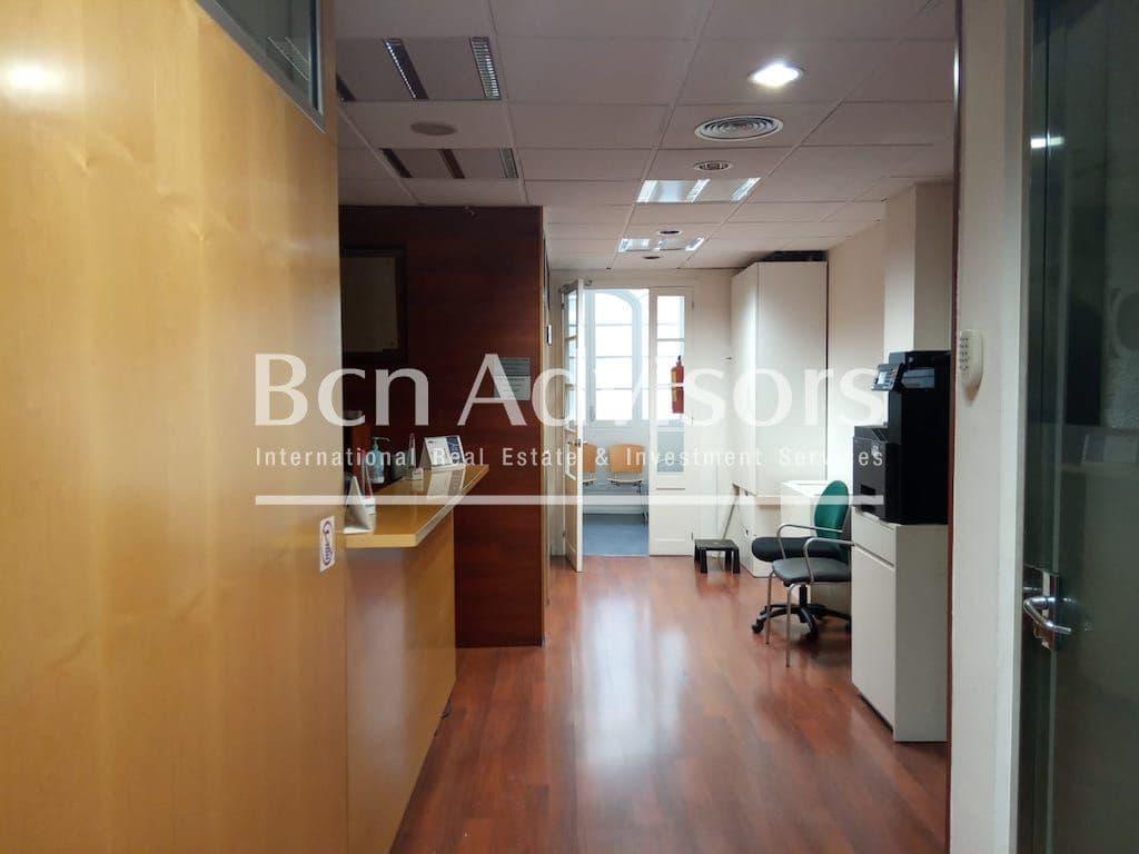 5 soverom Kontor til leie i Barcelona by - € 2 500 (Ref: 5790508)