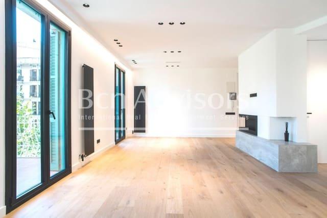 3 bedroom Flat for sale in Barcelona city - € 890,000 (Ref: 5790533)