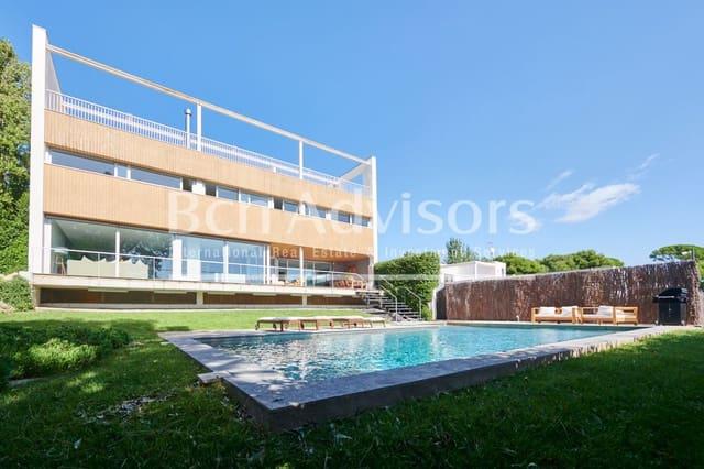 8 sypialnia Dom do wynajęcia w Miasto Barcelona z garażem - 14 000 € (Ref: 5846706)