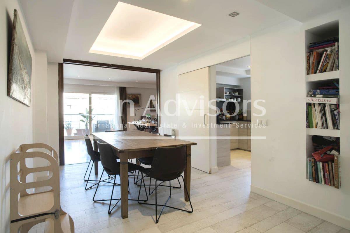 4 bedroom Flat for sale in Barcelona city - € 1,700,000 (Ref: 5888466)