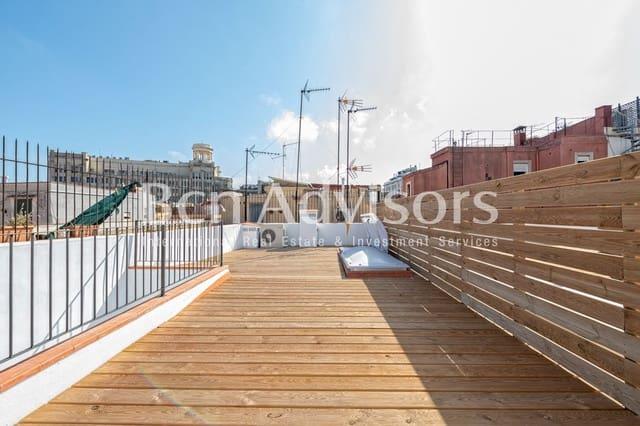 1 chambre Penthouse à vendre à Barcelone ville - 395 000 € (Ref: 5888467)