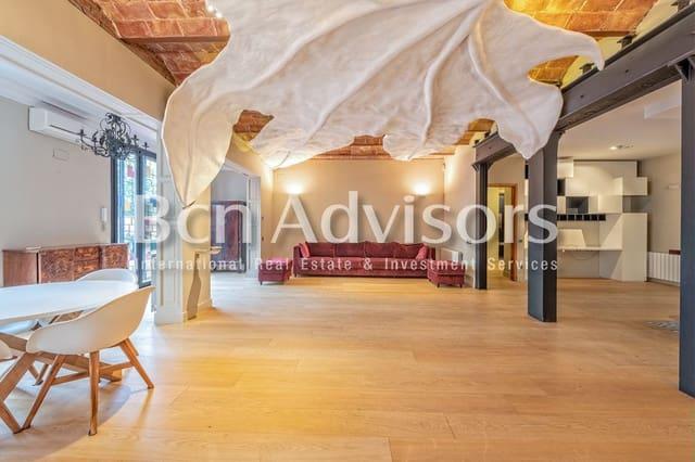 4 sypialnia Biuro do wynajęcia w Miasto Barcelona - 4 500 € (Ref: 5891556)