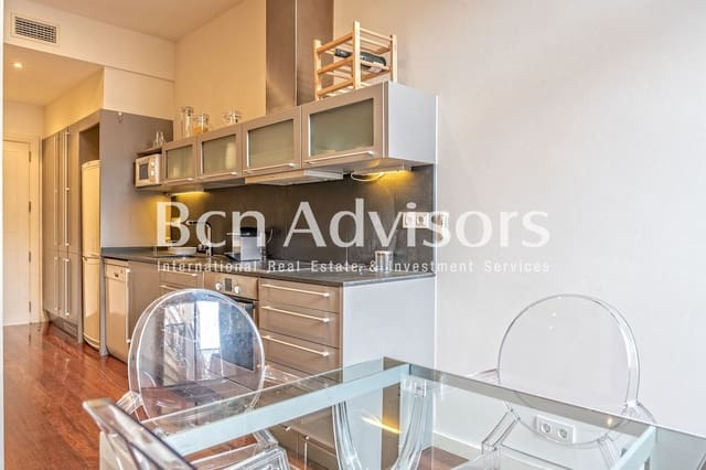 1 bedroom Flat for sale in Barcelona city - € 298,000 (Ref: 5946072)